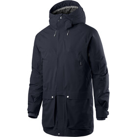 Houdini Spheric Parka Herre big bang blue